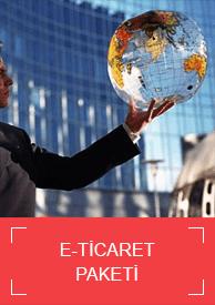 E-Ticaret Web Tasarım Paketleri